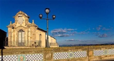 Palazzo Sant'Elia e ponte di San Francesco